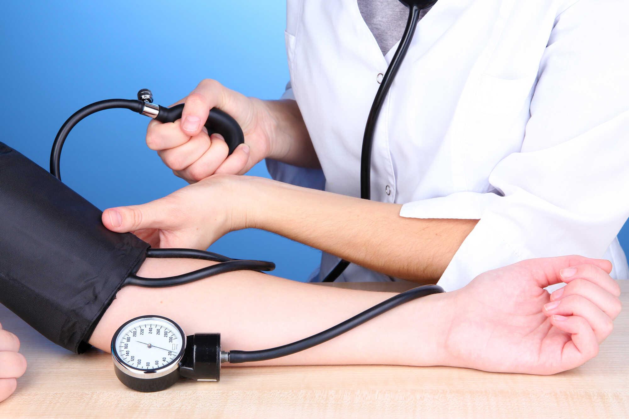 לחץ דם גבוה וסוכרת מה הקשר