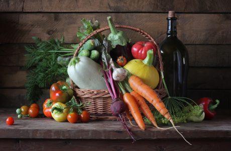 האם ירקות הן פחמימות?